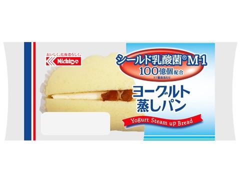 乳酸菌>ヨーグルト蒸しパン