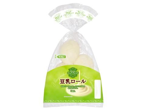 ピュア>豆乳ロール(5)