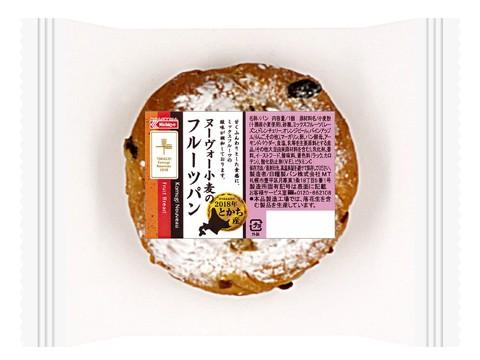 ヌーヴォー小麦のフルーツパン