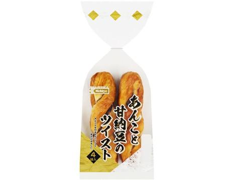 あんこと甘納豆のツイスト(4)
