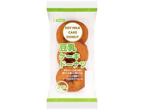 豆乳ケーキドーナツ(3)