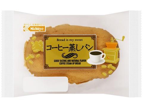 コーヒー蒸しパン