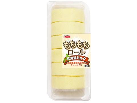 もちもちロール 北海道ミルク(6)