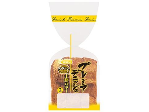 プレミアデニッシュ 十勝バター(3)