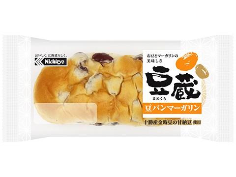 豆パンマーガリン