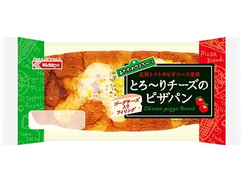 とろ~りチーズのピザパン