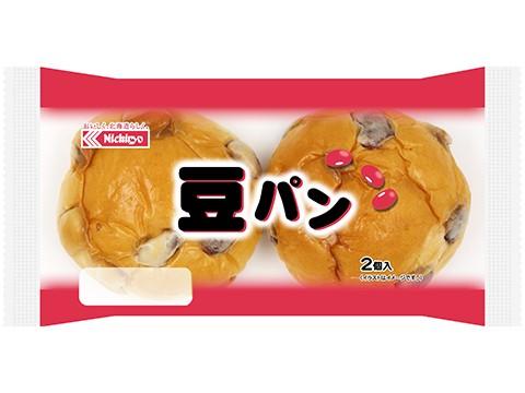 豆パン(2)