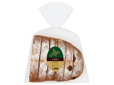 北海道小麦のカンパーニュ いちじく