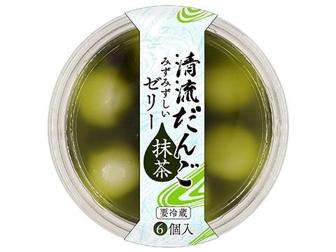 清流だんご(抹茶)(6)