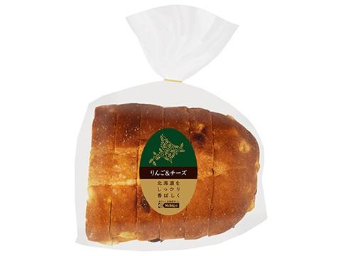 北海道小麦のカンパーニュ りんご&チーズ
